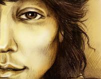 portrait Laleh
