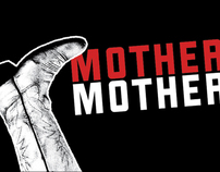 Mother Mother Tour Book