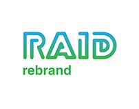 RAID - rebrand