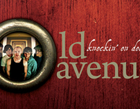 "Old Avenue ""Knockin' On Doors"" - Album Packaging"