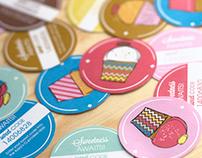 Kara's Cupcakes Rebrand Campaign