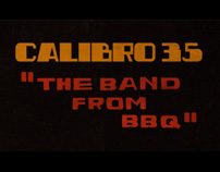 Calibro 35 - The Band From BBQ (Official music video )