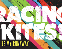 "Racing Kites ""Be My Runaway"" - Album Packaging"