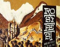 Rostfest Mural w/Georg Dinstl & Rasmus Bruning