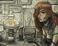 Fenris illustration