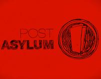 Post Asylum Animated Logo