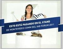 Montevideo COMM en IAB Forum 2011