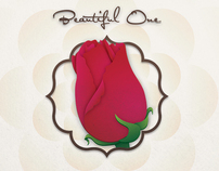 Print Design - Beautiful One 2012