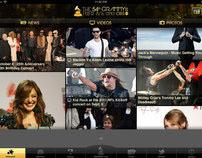 CBS Grammy Awards iPad and iPhone App