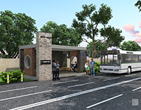 Bus Stand Design