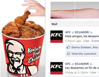 FANPAGE KFC ECUADOR