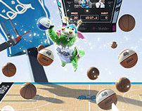 T-Mobile MyTouch NBA