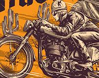 Poster 1ºSwap Meet Kluster - Brasilia - DF - Brazil