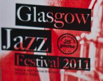 Glasgow Jazz Festival Brochure