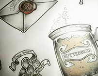 Harry Potter Designs