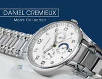 Daniel Cremieux Watch Collection Colateral