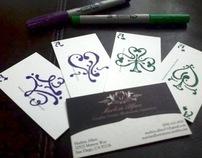 Business Card Deck