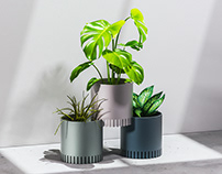 elevated planters
