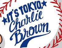 It's Tokyo, Charlie Brown