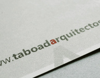 taboadarquitectos corporate identity