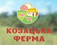 Kozak's farm. Meat delicacies