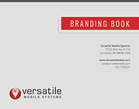 Versatile Mobile Systems Branding Book