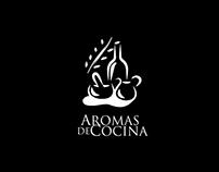 Logotipo para Aromas de Cocina