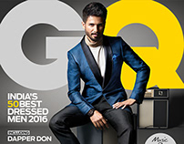 GQ India Best Dressed Cover - Shahid Kapoor