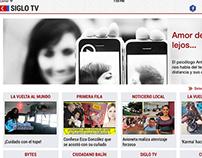 App para Ipad de El Siglo de Torreón