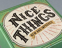 Packaging of Nothing: Nice Things