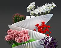 Gaia Planter