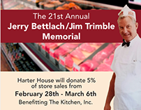 21st Annual Jerry Bettlach/Jim Trimble Memorial