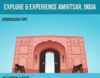 Explore & Experience Amritsar, INDIA