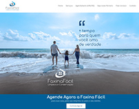 WEBSITE | Faxina Fácil