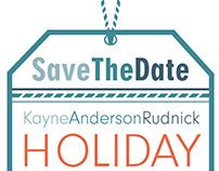 KAR Holiday Party Save The Date 2015