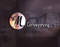 Logo M. conveyancing
