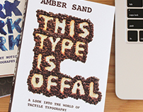 Typographic Book Jackets