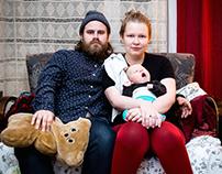 New born parenthood / Vastasyntynyt vanhemmuus