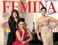 """Published Femina Pune """"The Power of 10"""""""