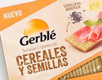 Gerblé CEREALES Y SEMILLAS