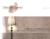 Crescenzo Capuano - Website