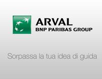 Arval - Sorpassa la tua idea di guida
