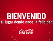 Coca-Cola Android App