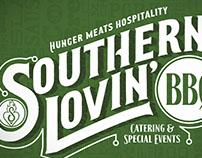 Southern Lovin' BBQ - Branding