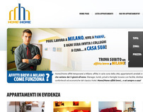 Home2home - Website