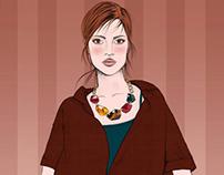 Fashion Illustrations FW '18