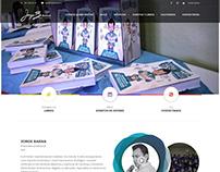 Sitio Web - Jorge Baena