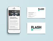 P.U.H. Flash Branding