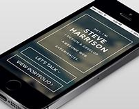 Personal Website 2014/2015