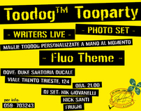 Toodog™ Tooparty - Invite